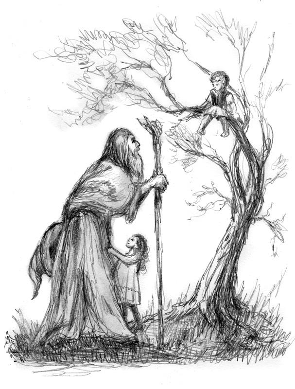 14_01_4281s_Gandalf_meets_bilbo001_BW_enh_800