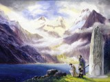 At Durin's Stone