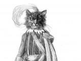 The Cavalier Cat
