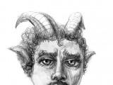 Portrait of a Faun