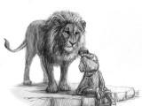 Aslan & Emeth