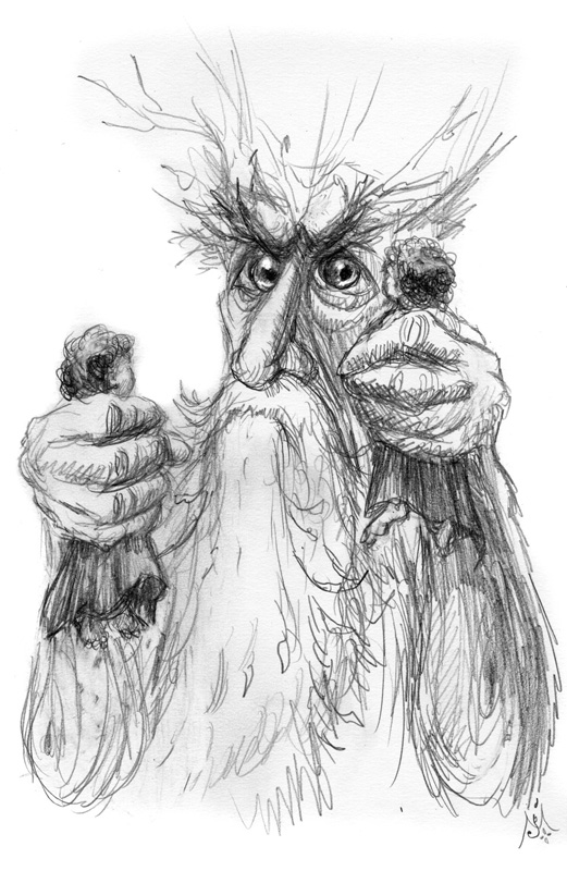 14_11_4373s_Treebeard_Merry_and_Pippin_sketch001_BW_enh_800