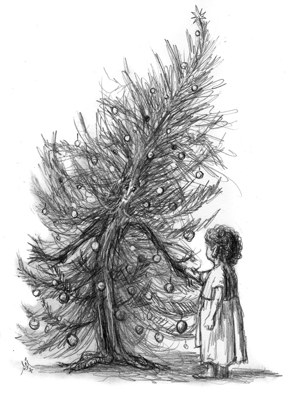 <i>Elanor & the Ent</i> by Jef Murray