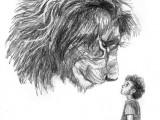 Loving Aslan Too Much...