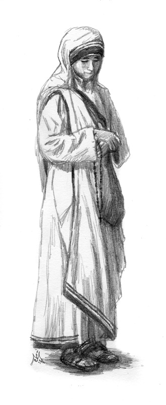 15_05_4410s_Missionary_of_charity_sketch001_BW_enh_800