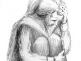 Jill in Tears